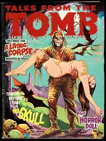 Horror Posters, Horror Comics, Horror Art, Turner Classic Movies, Classic Horror Movies, Arte Do Pulp Fiction, Tv Tropes, Retro Images, Comic Covers