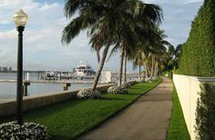 Lake Trail: Bicycle through the backyards of the Palm Beach rich