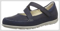 Ecco ECCO CAYLA, Damen Mary Jane Halbschuhe, Blau (MARINE/NAVY53579), 37 EU (4 Damen UK) - Mary jane halbschuhe (*Partner-Link)
