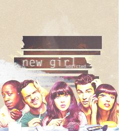 New Girl my favourite show!!!