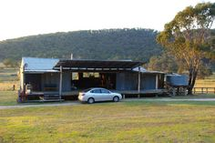 The Shearing Shed @ Anketell Forest....Australia