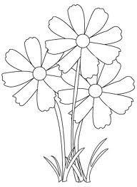 bouquet de fleurs dessin - Recherche Google
