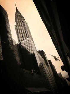 Chrysler building/42nd street