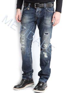 2012 fashion skinny washed jeans