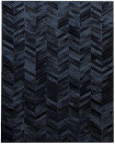 Mr Crowley - Dering Hall #patternandtexture #rugs #interiordesign