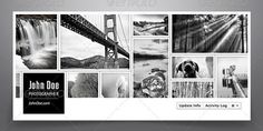 creative collage photography templates - Google Search