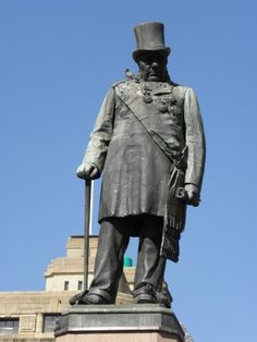 Pretoria - Paul Kruger Union Of South Africa, East Africa, Zulu Warrior, War Novels, African States, If Rudyard Kipling, Pretoria, My Land, African History