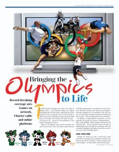 Olympics - Charter Communications