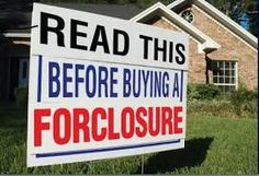 Should I buy a Foreclosure Directly from the Bank?