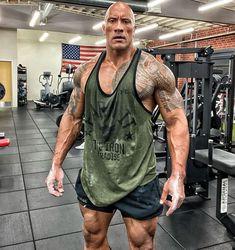 Rock Johnson, The Rock Dwayne Johnson, Dwayne The Rock, Dwayne Johnson Muscles, Fitness Motivation Wallpaper, Gym Motivation, Love Fitness, Mens Fitness, Health Fitness