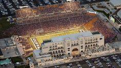 Bill Snyder Family Stadium ... It's so beautiful!!!