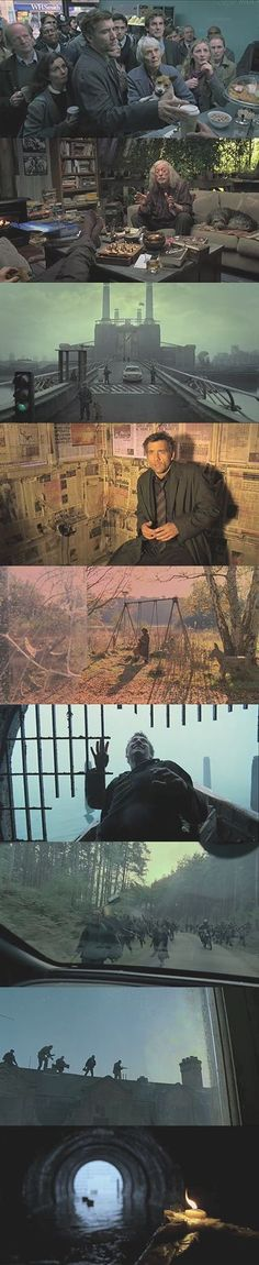Children Of Men, by Alfonso Cuarón.