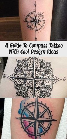 Small Watercolor Tattoo On Back ★ Simple, small, feminine compass tattoo ideas with a meaning to inspire you. Feminine Compass Tattoo, Mandala Compass Tattoo, Watercolor Compass Tattoo, Simple Compass Tattoo, Compass Tattoo Meaning, Simple Rose Tattoo, Small Watercolor Tattoo, Compass Tattoo Design, Forearm Tattoo Design