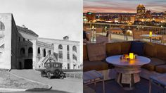 A hospital turned hotel in New Mexico: http://bbc.in/17J7kae