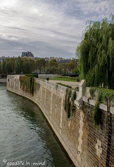Park an der Seine Paris
