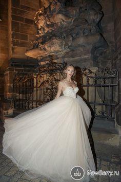 Свадебные платья Netta BenShabu осень-зима 2015-2016