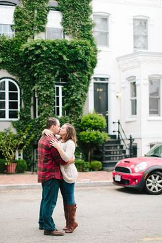 Georgetown engagement session- Abby Grace Photography