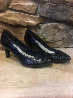 77e3d0b142c84 Navy Heels. Size 7.5. Brand-new!  fashion  clothing  shoes  accessories   womensshoes  heels (ebay link)