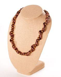 Custom-Made Pearl Jewelry & Video   Martha Stewart