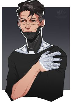 """⭕️ЛЕГ on Twitter: """"#detroitbecomehuman #dbh #connor #rk800… """""""