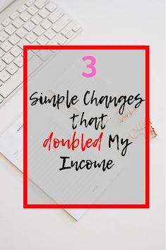 I made three simple changes and doubled my income. Working from home and making real money is possible. Virtual assisants are in demand. Make Real Money, Make Money Blogging, Money Saving Tips, Make Money Online, Branding Your Business, Business Tips, Online Business, Entrepreneur, Virtual Assistant Services