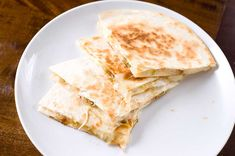 Recipe for Roasted Hatch Chile Quesadillas at Life's Ambrosia