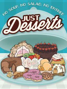 Just Desserts   Board Game   BoardGameGeek