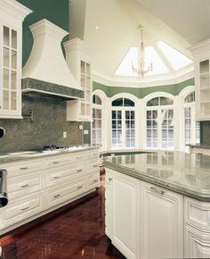 Photo of Factory Plaza - Bensenville, IL, United States. French Style granite kitchen