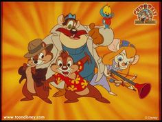 Chip and dale rescue rangers. Greatest cartoon ever! Cartoon Cartoon, Cartoon Characters, Harry Potter Disney, Images Disney, Rescue Rangers, Saturday Morning Cartoons, Chip And Dale, 90s Kids, Disney Cartoons