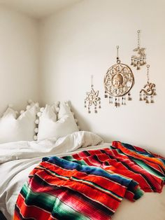 Room Inspo❤️ OM Wall Hanging, Sun Moon & Stars Decor and Lady Sovereign Pillow Covers | Save 25% off all orders with code PINTERESTXO at checkout | Boho Bedroom Moon Phase Bohemian Zodiac Tapestry |Shop Now LadyScorpio101.com | @LadyScorpio101 |