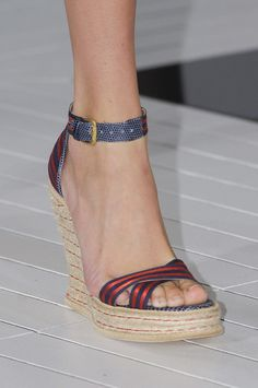 #Tommy Hilfiger Spring 2013 #NYFW   # Shoes