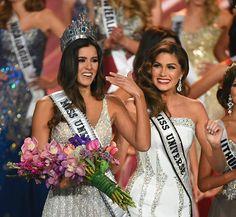 Paulina Vega, representante de Colombia, se corona como la mujer más hermosa del mundo en Miss Universo