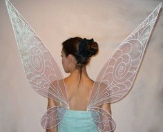 Tinkerbell Fairy Sparkling Secret of the Wings 30inch Large for Adults Costume Wings on Etsy, $129.73 AUD