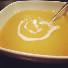 ... Soup on Pinterest   Paleo, Zucchini Soup and Buffalo Chicken Soup