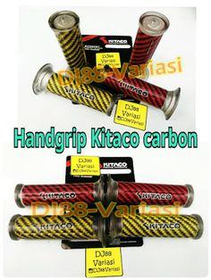 Handgrip kitaco carbon universal nmax aerox r15 xabre r25 mt25 ninja 250 cbr 150 cbr 250