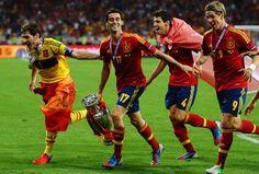 The best soccer team in the world! #Spain