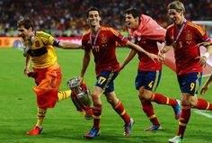 The best soccer team in the world! #Spain