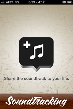 Millions of music fans love the SoundTracking app and are sharing and discovering awesome music each day! SoundTracking is a fun, free and beautiful way to share what you're listening to, discover new songs, and make new music friends.