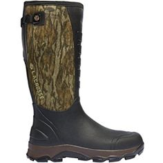 """4XAlpha 16"""" Waterproof 7mm Insulated Hunting Boots *** Click on the image for additional details. (This is an affiliate link and I receive a commission for the sales) #Outdoor"""