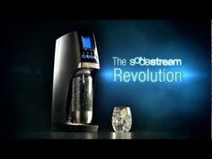 SodaStream Revolution Soda Maker