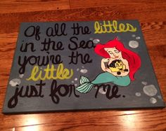 big/little crafting <3 submitted by:PeasantGothic