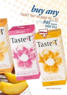 Annique | Monthly Specials ~ Rooibos-Miracle