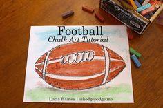 Football Chalk Paste