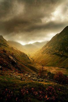 Glencoe, Scotland / Ecosse.
