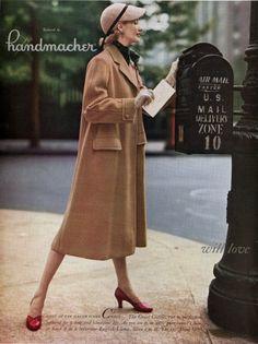 handmacker 1951 - Sunny Harnett - #Mode #Fashion #Vintage #Années50 #Années1950 #Fifties #1950s #50s #50 #1950's #Anos50 #Décadade50 #Décadade1950 #Década50 #GoldenYears #AnnéesDorées #AnosDourados #AñosDorados