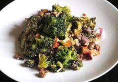 Kitchen Sink Broccoli Salad