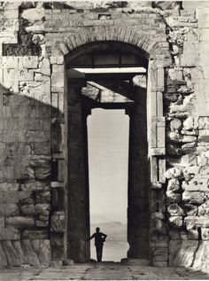 From the Parthenon, 1900 Fred Boissonnas From &Gatherer