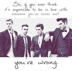 Sooo true! This was me until I met them a couple of weeks ago; now, I love them even more!!!
