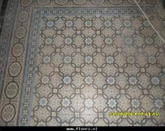 C62 oude,antieke vloer