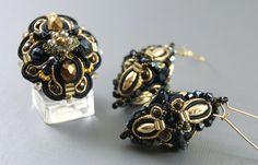 https://flic.kr/p/xrfDft | Soutache Ring and Earrings